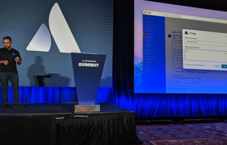 IT Service Desk Automation - Atlassian Summit