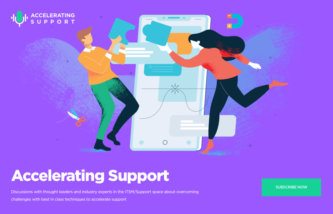 Accelerating Support Twitter
