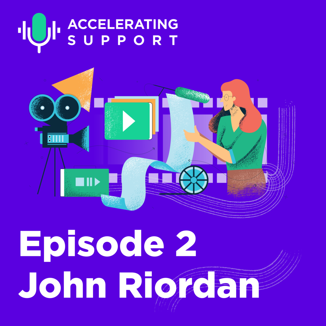 John Riordan Accelerating Support