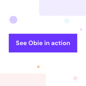 See a demo of Obie