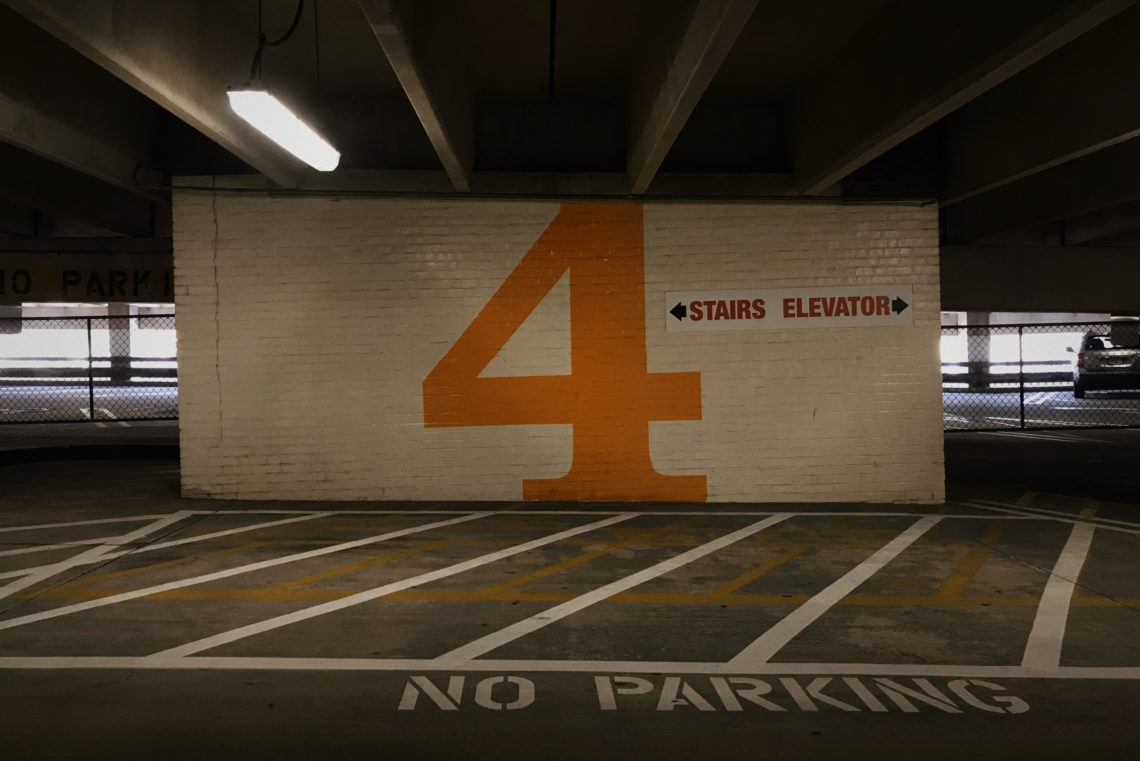 4th Floor Parking